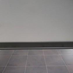 Film adhésif aspect dépoli blanc INT200 largeur 50cm x longueur 300cm