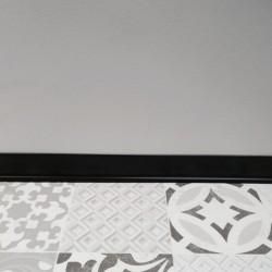 Film adhésif aspect dépoli blanc INT200 largeur 50cm x longueur 350cm