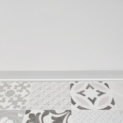 Film adhésif aspect dépoli blanc INT200 largeur 50cm x longueur 500cm