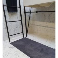 Nappe en vrai toile cirée différentes longueur - Largeur 140 cm - motif élégance
